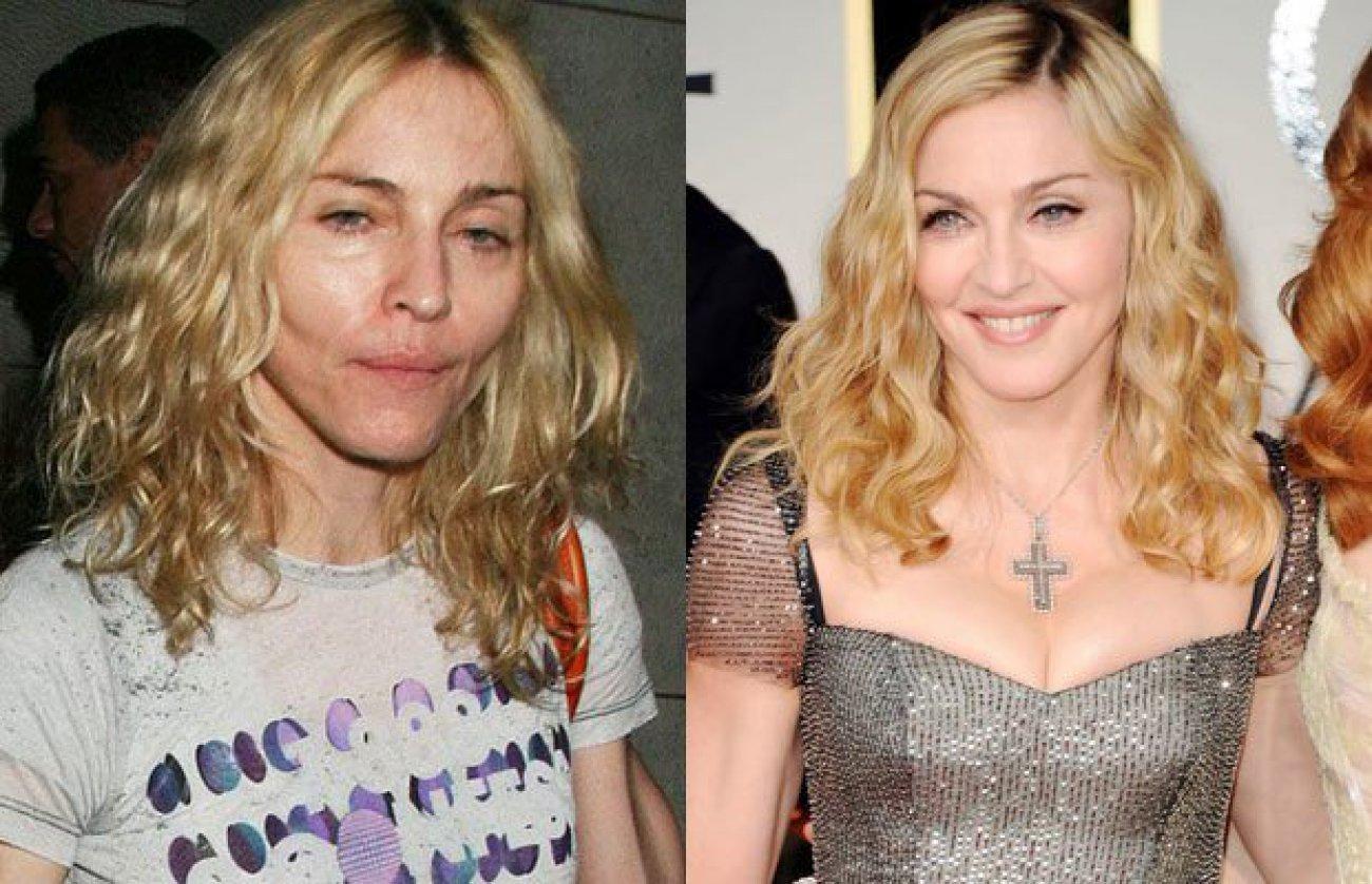 Звезды молодые без макияжа