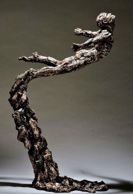 Современные скульптуры, которые восхищают не меньше, чем классика
