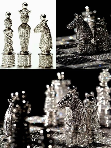 Топ фото самых красивых и необычных шахмат мира